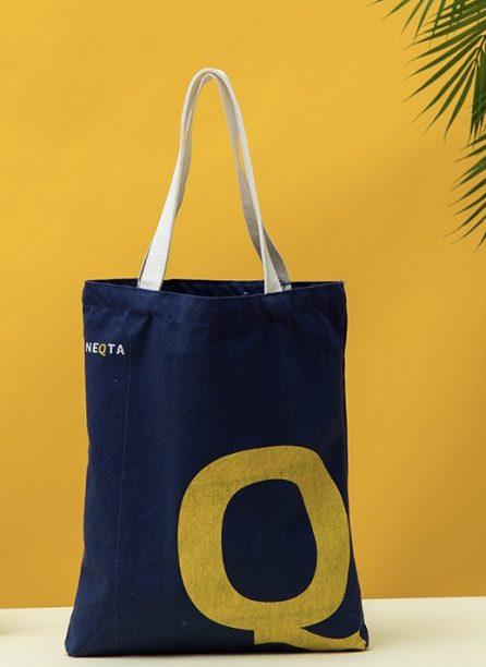 A4 Digital Print Canvas Tote Bag
