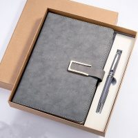 A5 VIP Notebook Gift Box with Pen