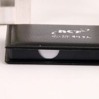 PU Leather Casing Notepad with Calendar