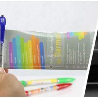 Banner Ball Pen (Click-to-Write)