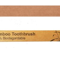 Bamboo Toothbrush Eco-Friendly