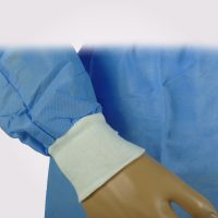 Civil Quality SMS Melt-Blown Disposable Isolation Gown
