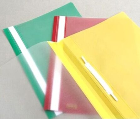 A4 Pentex Clear View Document File